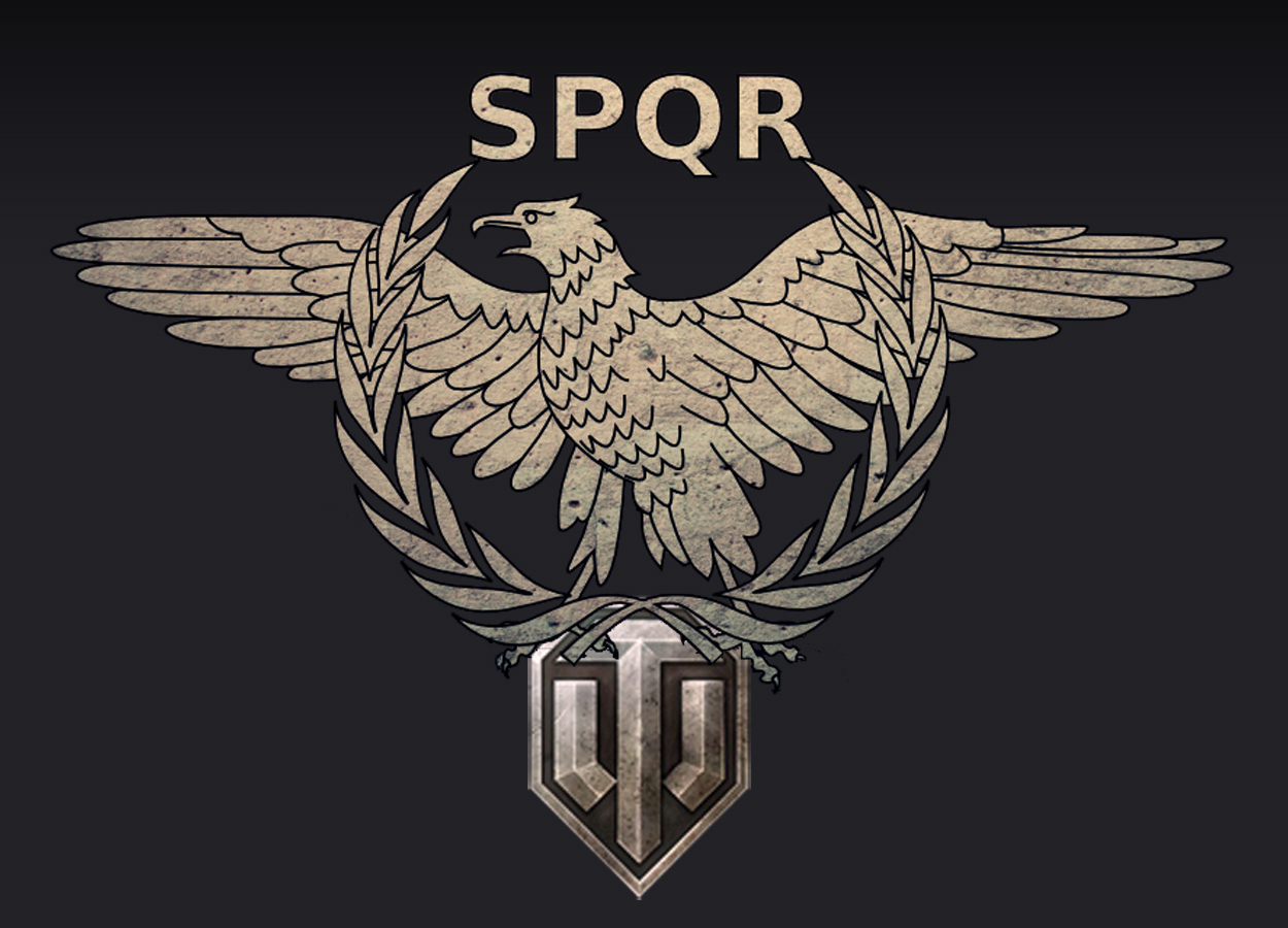 Image Gallery spqr eagle